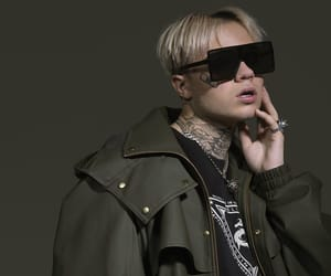 fashion, lil peep, and bexey image