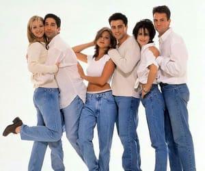 friends, Jennifer Aniston, and monica geller image