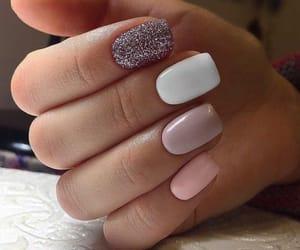 moda, nails, and style image