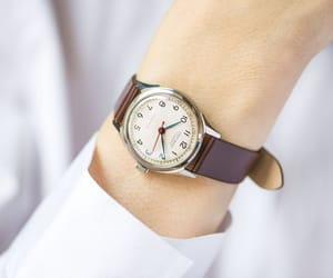 etsy, minimalist watch, and vintage women watch image