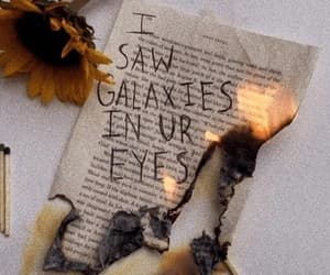 galaxy, quotes, and love image