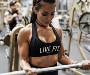 fitness, health, and lifting image