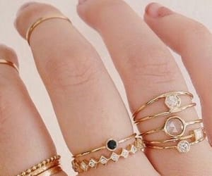 fashion, jewelry, and ring image