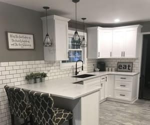 decoration, kitchen, and tumblr image