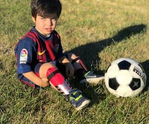 Barca, futbol, and model image