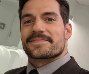 actor, attractive, and facial hair image