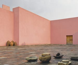 alternative, architecture, and pink image