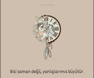 zaman, edebiyat, and resimli sözler image