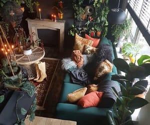 cozy, home, and home decor image