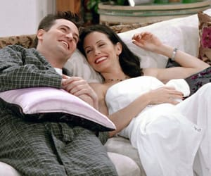 chandler, f.r.i.e.n.d.s, and couple image