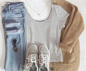 fashion, stylish, and outfit image