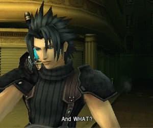 final fantasy VII, Sephiroth, and gif image