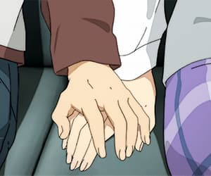 aesthetic, anime, and couples image