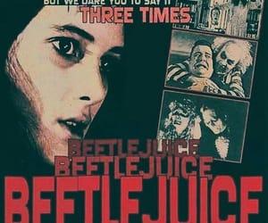 beetlejuice, tim burton, and winona ryder image
