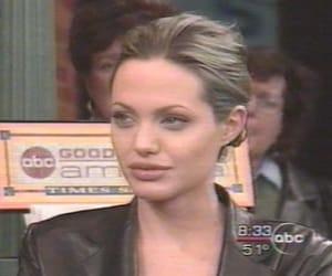 Angelina Jolie and 90s image