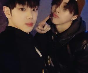 byeongkwan and sehyoon image