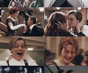 titanic, jack, and rose image