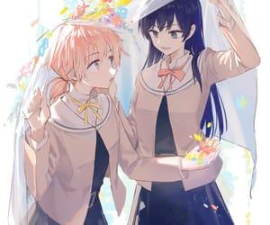 yuri, nanami, and yuu image