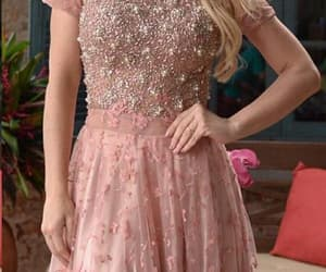 homecoming dresses cheap, homecoming dresses pink, and homecoming dresses a-line image