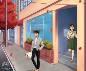 anime, fave, and detective conan image