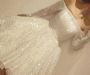 ivory prom dress, sequin homecoming dresses, and homecoming dresses sexy image