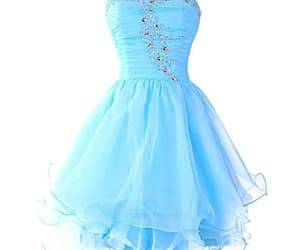 homecoming dresses short and prom dresses blue image