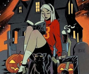 sabrina and witch image
