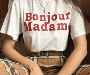 chic, fashion, and french image