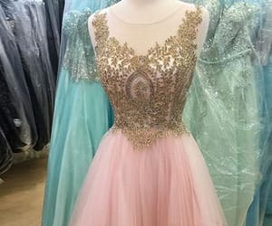 beautiful party dresses and homecoming dresses pink image