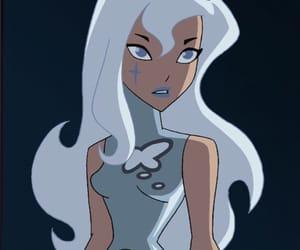 superhero, white, and powers image