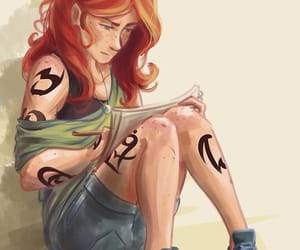 art, boys, and cassandra clare image