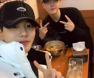 kpop, moonbin, and bomin image