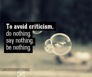 quote, text, and criticism image