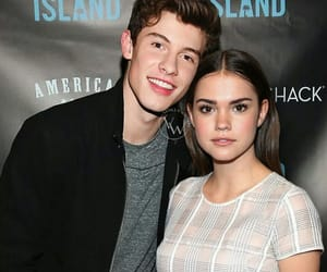 maia mitchell and shawn mendes image