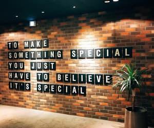 believe, brick, and inspiration image