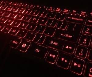 dark, gamer, and hacker image