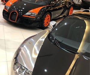 black, bugatti, and cars image
