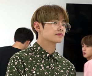 bts and taehyung image