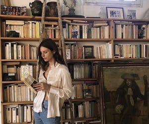 blogger, fashion, and books image