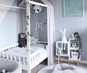 kids, room, and decor image