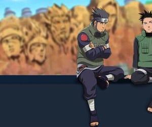 naruto, ninja, and banniere image