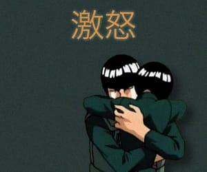 naruto, rock lee, and ninja image