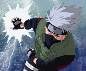 naruto, ninja, and konoha image