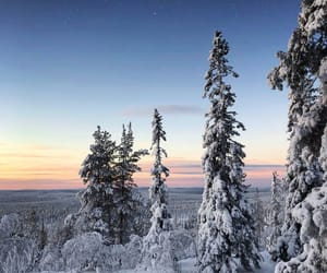 adventure, cold, and finland image
