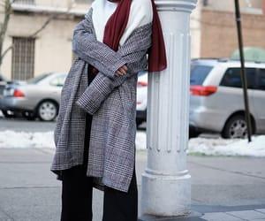 hijab, modest fashion, and muslim image