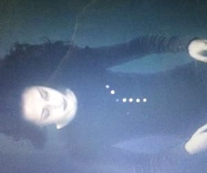 bella, drown, and water image