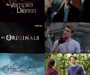 cw, The Originals, and the vampire diaries image