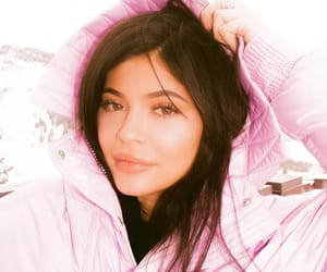 kylie jenner and pink image