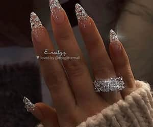 nails, diamonds, and goals image