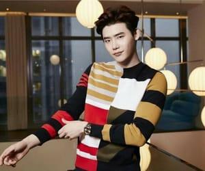 korean, lee jong suk, and cute image